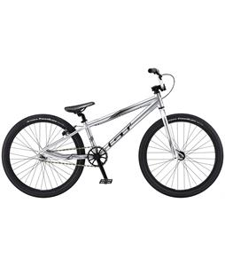 GT Power Series 24 BMX Bike Silver Streak 24