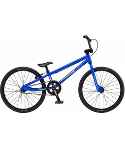 GT Power Series Expert BMX Bike Satin Blue 20in