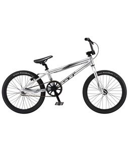 GT Power Series Expert XL BMX Bike Silver Streak 20in