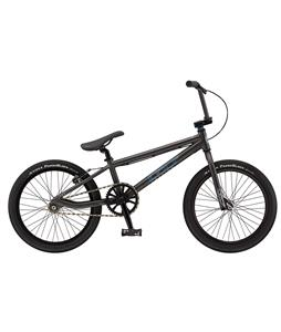 GT Power Series Pro BMX Bike Matte Gunmetal 20in/20.5in Top Tube