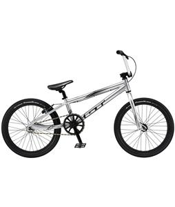 GT Power Series Pro BMX Bike Silver Streak 20in