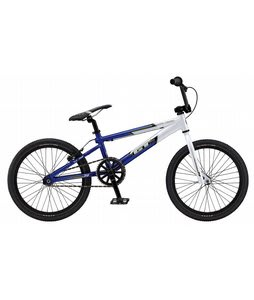 GT Power Series XL BMX Race Bike White/Blue   20in