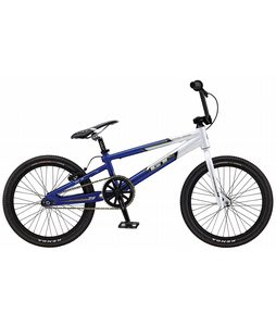 GT Power Series XL White/Blue BMX Bike   20in