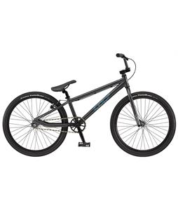 GT Power Series 24 BMX Bike Matte Gunmetal 24in/21.75in Top Tube
