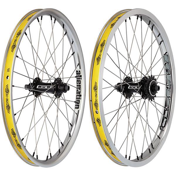 GT Pro BMX Wheelset