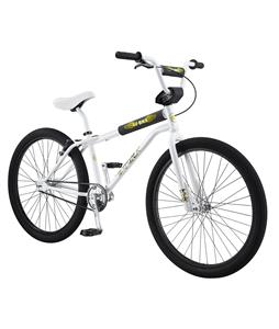 GT Pro Performer 26 BMX Bike White 26in/22in Top Tube