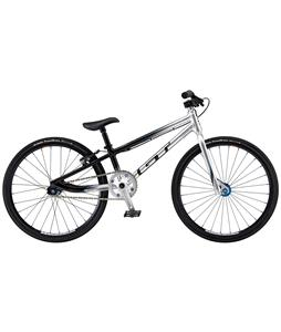 GT Pro Series Mini BMX Bike Black/Silver 20in