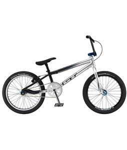 GT Pro Series Pro BMX Bike Silver/Black 20