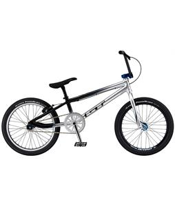 GT Pro Series Pro XL BMX Bike Black/Silver 20in