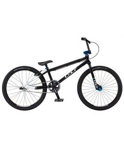 GT Pro Series Expert BMX Bike Black/White 20in