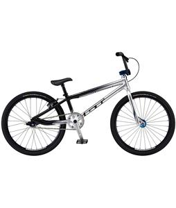 GT Pro Series Expert BMX Bike Silver/Black 20