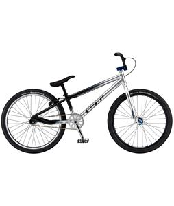 GT Pro Series Pro 24 BMX Bike Black/Silver 24in