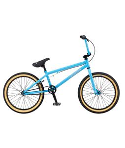 GT Ricochet BMX Bike Matte Blue 20in/20.5in Top Tube