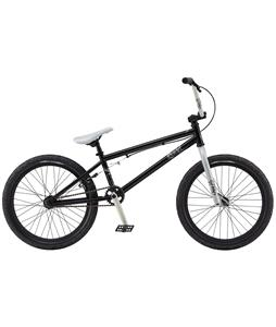 GT Ricochet BMX Bike Satin Black 20in