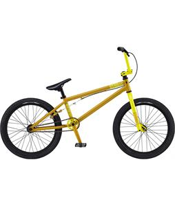 GT Ricochet BMX Bike Satin Mustard 20in