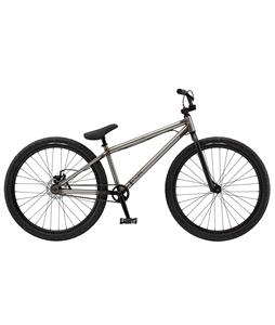 GT Ruckus Dj Bike Matte Raw 26in (L)