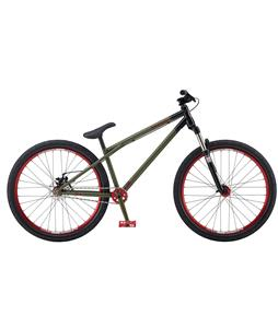 GT Ruckus DJ Zero Bike Army Green 22.67in (M) 2014