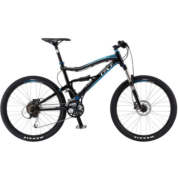 GT Sensor 4.0 Bike
