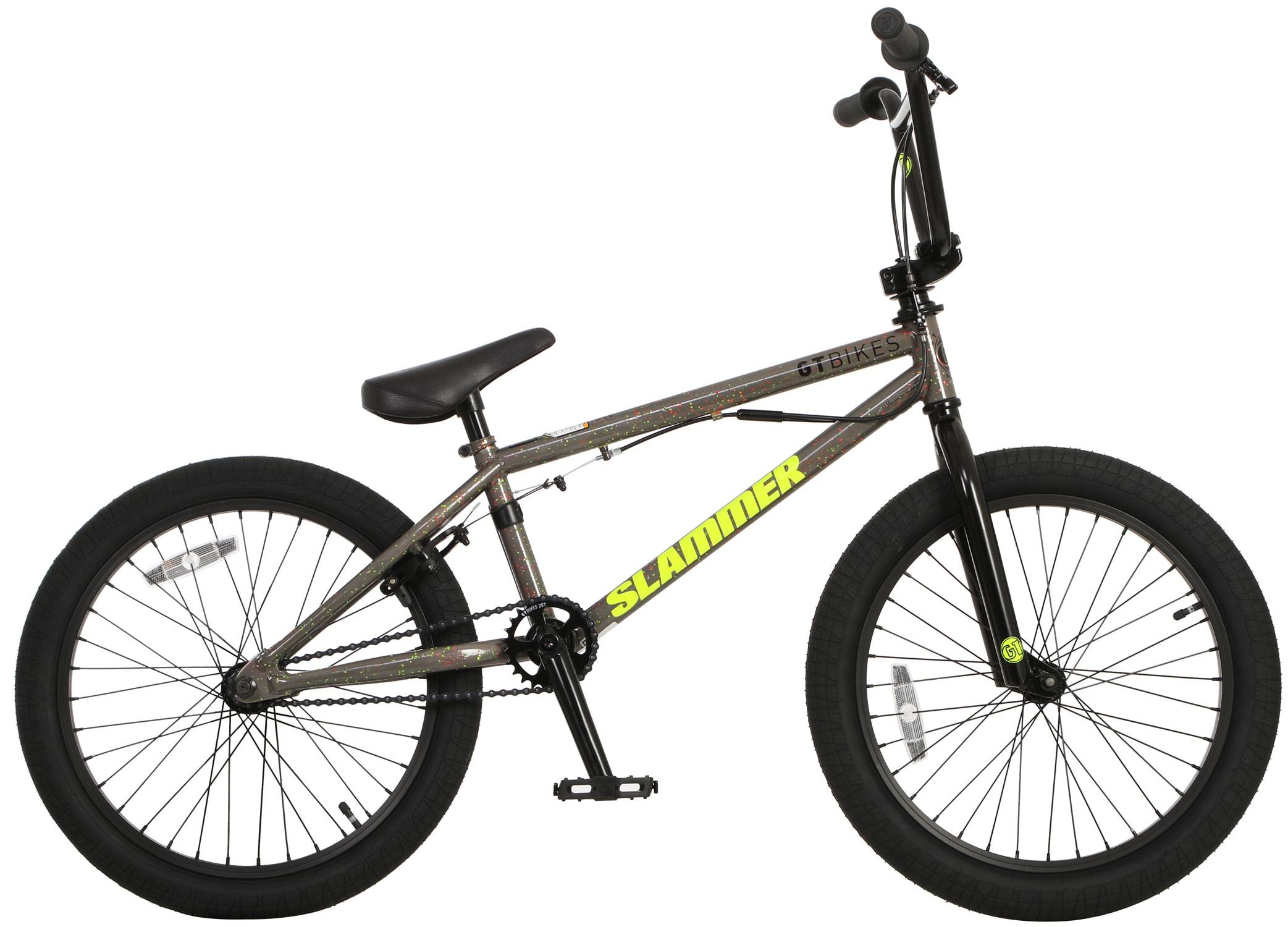 GT Slammer 20 BMX Bike 2018