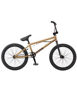 GT Slammer BMX Bike Gloss Gold 20in/20in Top Tube