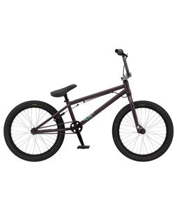 GT Slammer BMX Bike Matte Plum 20in/20in Top Tube