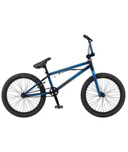 GT Slammer BMX Bike Trans Blue 20in