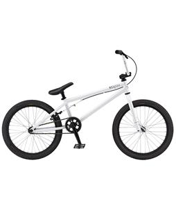 GT Slammer BMX Bike White 20in