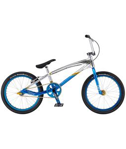 GT Speed Series Pro BMX Bike Silver Blue 20in