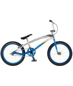 GT Speed Series Pro XXL Bike Silver Blue 20in/20.5in Top Tube