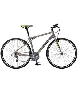 GT Tachyon 2.0 Bike Matte Silver 49cm (M) 2014