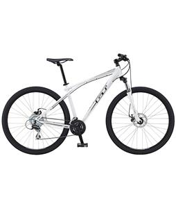 GT Timberline 1.0 Bike Gloss White 21.5in (Xl)