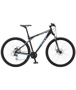 GT Timberline 1.0 Bike Matte Black 20in (L)