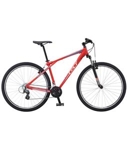 GT Timberline 2.0 Bike Matte Red 20in (L)