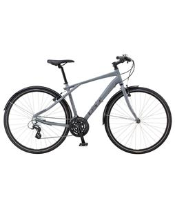 GT Traffic 2.0 Bike Matte Grey 22in (Xl)