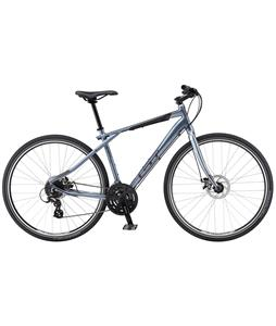 GT Traffic 3.0 Bike Grey 18.75in (M)