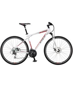 GT Transeo 4.0 Bike White 23in (Xl)