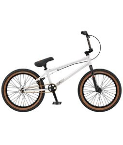 GT Wise XL BMX Bike Satin White 20in/20.75in Top Tube