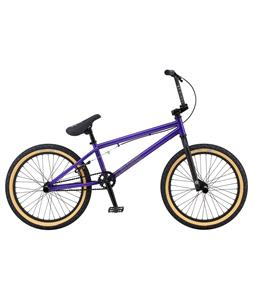 GT Zone BMX Bike Gloss Purple 20in