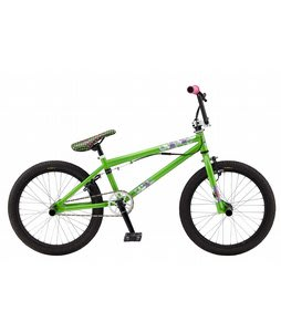 GT Zone BMX Bike Lime Green   20in