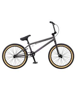 GT Zone BMX Bike Matte Gunmetal 20in
