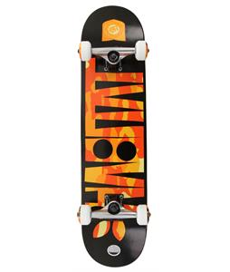 Habitat Artisan Camo Skateboard Complete
