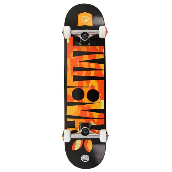 Habitat Artisan Camo Skateboard Complete