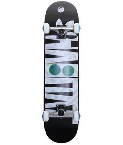 Habitat Artisan Stitched Skateboard Complete