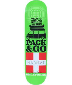 Habitat Delatorre Pack & Go Skateboard Deck