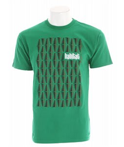 Habitat Forestry T-Shirt Kelly Green