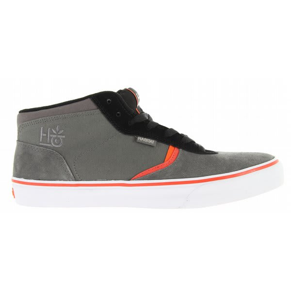 Habitat Lark Mid In4Mation Skate Shoes