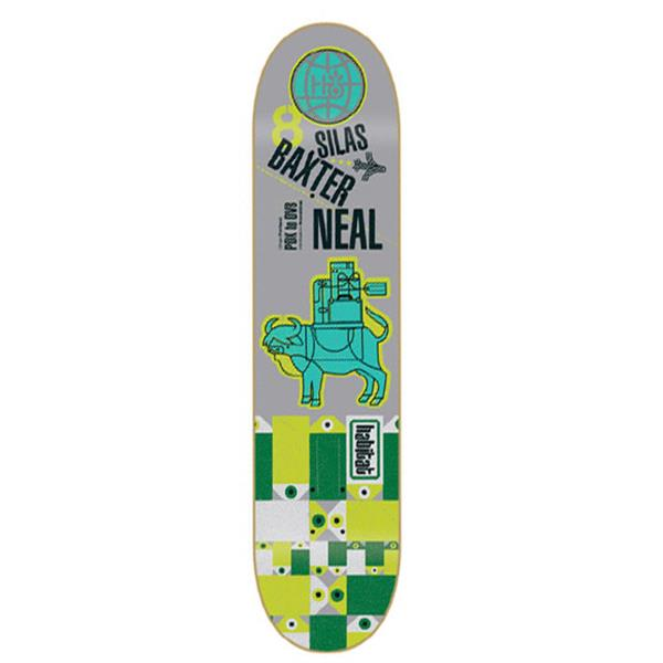 Habitat Silas Pack Animal Skateboard