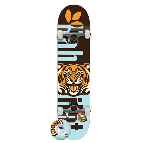 Habitat Pennant Skateboard Complete