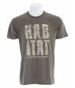 Habitat Prehistoric T-Shirt Canteen Heather
