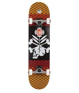 Habitat Rebirth Skateboard Complete Yellow